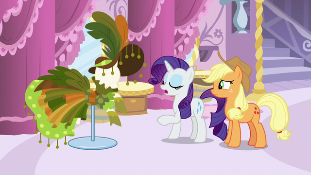 """File:Rarity """"I totally messed that one up!"""" S7E9.png"""