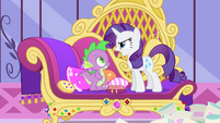 Rarity -We must find the puppeteer right away- S4E23