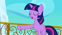 Relaxed Twilight S3E12