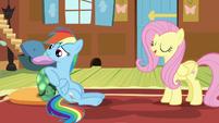 S05E05 Rainbow szuka pomocy u Fluttershy