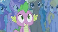 Spike It's green S1E06