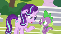 "Starlight ""he's right about one thing"" S8E15"