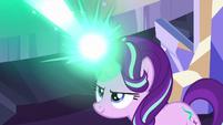 Starlight Glimmer casting her new spell S7E24