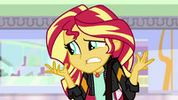 """Sunset Shimmer """"but maybe not"""" EGS3"""
