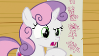 Sweetie Belle -we need to do something new- S8E12