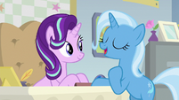 Trixie -my assistant and my counselor- S8E19
