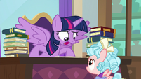 "Twilight ""the mail's here already?"" S8E25"