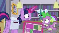 "Twilight Sparkle ""cost a thousand bits!"" S9E5"