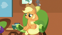 "Applejack ""sure made a fool outta me, too"" S7E5"