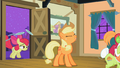 Applejack 'Yee-haa, little sis!' S2E06.png