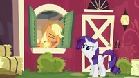 Applejack face-hoofs S6E10