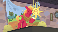 """Big Mac singing """"it reminds me of the sky above"""" S7E8"""