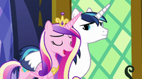 "Cadance ""we were supposed to attend"" S5E19"