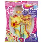 Cutie Mark Magic Sunset Shimmer Fashion Style doll packaging
