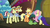 "Flam ""throwing ponies off their game"" S6E20"