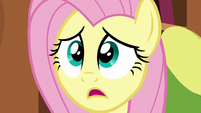 Fluttershy getting Discord's attention S7E12