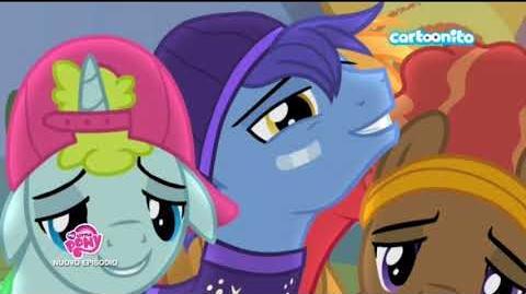 ITALIAN My Little Pony Canzone Battaglia per Sugar Belle HD