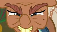 Ma Hooffield angry close-up S5E23