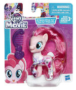 My Little Pony The Movie All About Pinkie Pie packaging