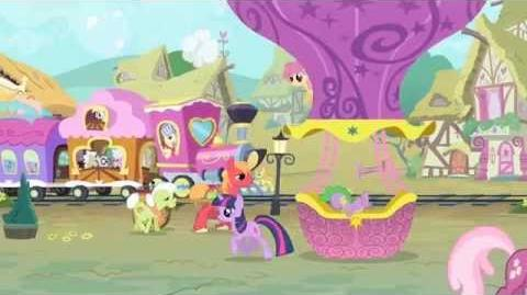 My Little Pony Theme Song (Season Four) - Spanish (Spain)