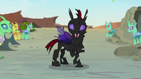 "Pharynx ""you all want me to stay?"" S7E17"