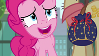 "Pinkie Pie ""willing to part with it?"" S6E3"