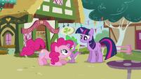 Pinkie Pie 'Wait...' S3E3