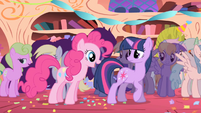 Pinkie Pie 'You surprised-' S1E1
