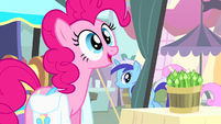 Pinkie Pie -I could say- S4E12