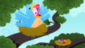 Pinkie Pie dressed up as a giant bird SS10.png