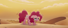 Pinkie Pie severely dehydrated MLPTM