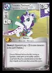 Princess Platinum, Equestrian Founder card MLP CCG