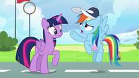 "Rainbow Dash ""Sky obviously has no idea"" S6E24"