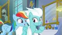 Rainbow Dash --the truth of the matter is-- S6E7