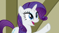"Rarity ""that's perfect!"" S9E19"