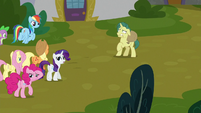 "Rarity ""where is everypony?"" S9E25"
