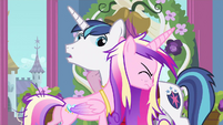 Shining Armor now good time S2E26