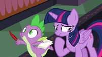 Spike -but you're you!- S8E1
