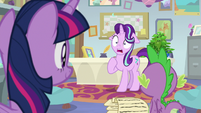 """Starlight """"do you think I'm really up for it?"""" S9E20"""