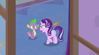"Starlight ""let's just hope he stays gone"" S8E15"