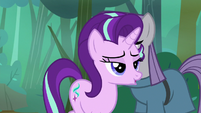 """Starlight Glimmer playful """"oops"""" S7E4"""