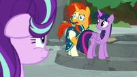 Sunburst -saving the most legendary ponies- S7E25