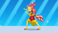 Sunset Shimmer freeze-frame pose EGS1