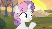 Sweetie Belle -not having a special pony- S8E10