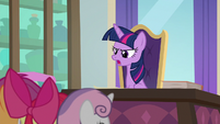 "Twilight ""can't believe you'd do something like this!"" S8E12"