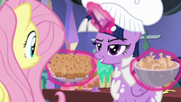 Twilight levitating muffins and cauliflower bites S7E20
