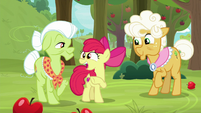 "Apple Bloom ""just what I'm gonna do!"" S9E10"