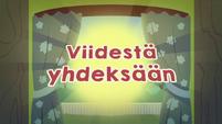 Better Together Short 25 Title - Finnish