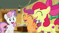 CMC --Helping other ponies!-- S6E4