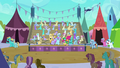 Derpy at the joust cameo S3E2.png